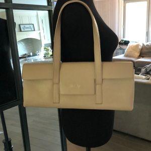 Datelli leather handbag